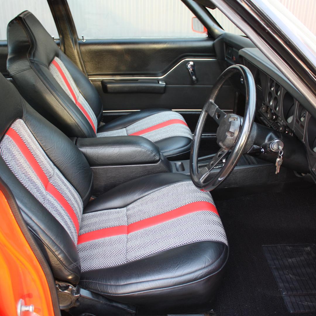 Full Interior Re-trim