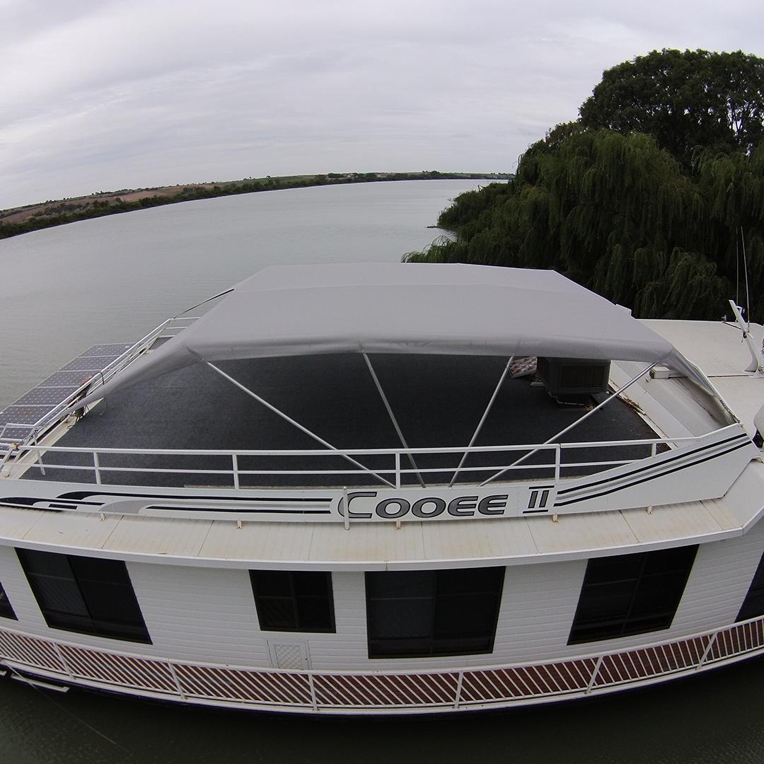 Houseboat Bimini